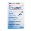 Heel Traumeel S Tablets 50'