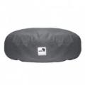 Bean Bag Cover Only Med 80cm Grey SBO
