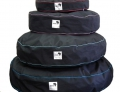 Tuffee Bean Bag Cover Only Med 80cm Grey Piping