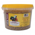 Animalzone Parrot Food Natural 3kg Tub sos
