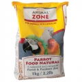 Animalzone Parrot Food Natural 1kg