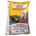Animalzone Parrot Fruit Chunks 1kg