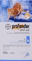 Profender Medium Cat 4x0.7ml Blue