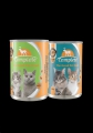 Complete Cat Beef Casserol 385g Can