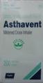 Asthavent 200 CFC free Inhaler(sos)