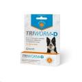 Triworm-D Med Dogs 2 Tab(10-20kg)Orange