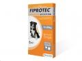 Fiprotec Dog 10-20kg (Med)10'(Orange)*