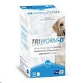 Triworm-D Tubs for Dogs 50'