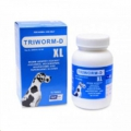 Triworm-D XL Tubs for Dogs 15'