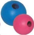 Ball Rubber with Bell 63mm Large BAL210