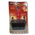 Brush Slicker E-Self Cleaning Grey Sml DSG200 sos