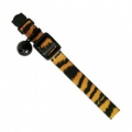 Collar Cat Plush Leopard Print & Bell CAT251 sos