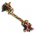 Rope Toy Knotted Coloured Giant 39cm CRB22
