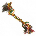 Rope Toy Knotted Coloured Med 27cm CRB05