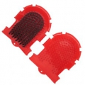 Brush Grooming Rubber with Bristles DB520