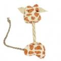 Cat Toy Giraffe 12cm CAT1260