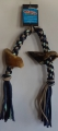 Rope Toy Cotton Bone & Two Hooves