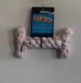 Rope Toy Cotton Chew Bone Small 17cm