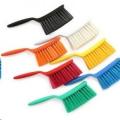 Scrub Brush Short Handle Blue