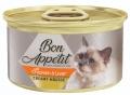 Bon Appetit Creamy Mousse Chk & Liver 85g 12's sos