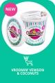 Dry Mix Ice Cream Venison & Coconut 500ml