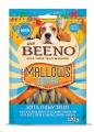 Beeno Mallow Peanut Butter Flav Swirl 120g