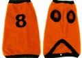 Jersey Orange Sporty #0