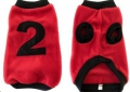 Jersey Red Sporty #10