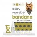 Pet Remedy Bandana+15ml Calming Spray Small