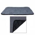 Heating Mat & Storing 70x50cm Grey Trixie