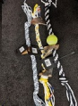 Rope Toy Cotton Bone with Ball and 1 Hoof MCPets