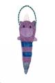 Toy Green Dragon & Purple Unicorn - Reversible Cha