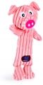 Toy Tennis Head Pig Charming Pets