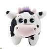 Toy Poppers Cow Charming Pets