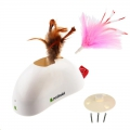 Cat Toy Feather Hider Pet Droid Gigwi tbd
