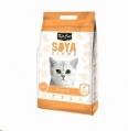 Litter Clump Soya Kit Kat - Peach - Box of 6