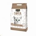 Litter Clump Soya Kit Cat 2.8kg Coffee