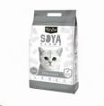 Litter Clump Soya Kit Cat 2.8kg Charcoal