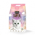 Litter Clump Soya Kit Cat 2.8kg Confetti sos