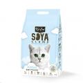 Litter Clump Soya Kit Kat - Baby Powder - Box of 6