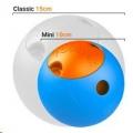 Dog Toy Mini Foobler Blue/Orange 10cm L'Chic tbd