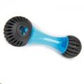 Dog Toy Squeeze Bone Midi Blue 23cm L'Chic