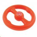 Dog Toy Floating Chew Ring Mini LED 13cm L'Chic