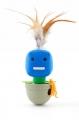 Cat Toy Ca-Tumbler Smile Face L'Chic