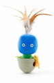 Cat Toy Ca-Tumbler What's Going On Face L'Chic