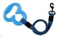 Leash Octobungee Elastic Blue L'Chic