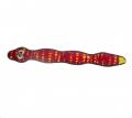 Toy Toughseams Snake 6Sqk Outward Hound