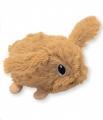 Toy Fattiez Bunny Med Pink Outward Hound sos