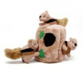 Toy Hide a Squirrel Small Outward Hound