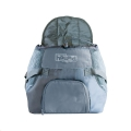 Carrier PoochPouch Front Grey Small Outward  Hound